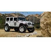 Lifted Jeep Wrangler On Forgiato Wheels  Off Road