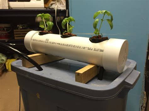 build  nft hydroponics system  steps