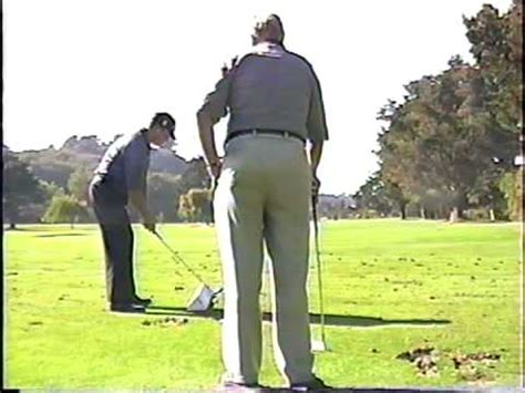 steve elkington swing steve elkington working with small swing plane board youtube