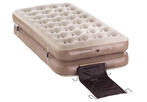 best cing air mattress comparison chart