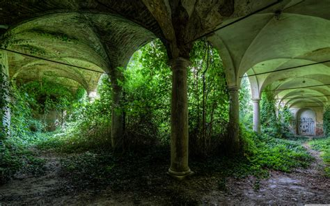 abandoned things abandoned places 4k hd desktop wallpaper for