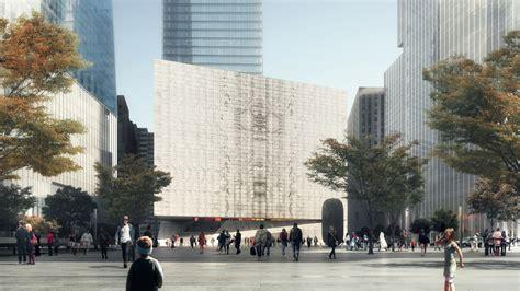 design center in nyc gallery of rex reveals design of perelman performing arts