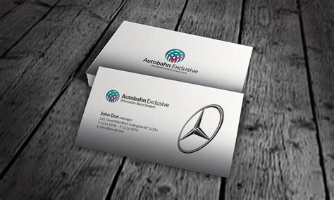 mercedes business card template mercedes business card template 187 free 187 cm00008