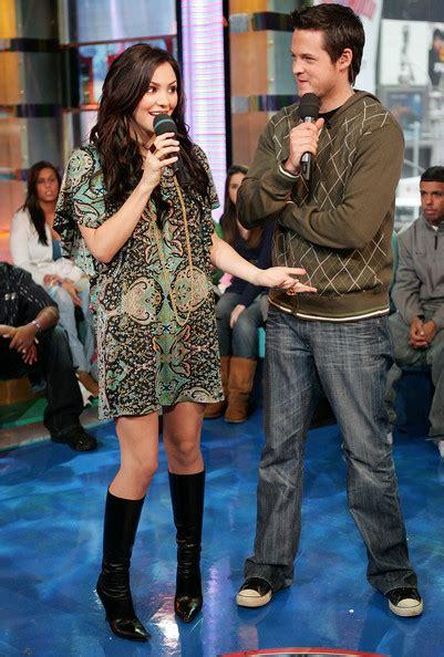Jim Carrey Katherine Mcphee On Trl by Katharine Mcphee In Mtv Trl Presents Jim Carrey Zimbio