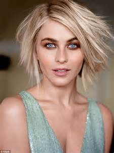 what kind of hairstyle does julienne huff have in safe haven julianne hough shows off her moves and edgy hairdo in