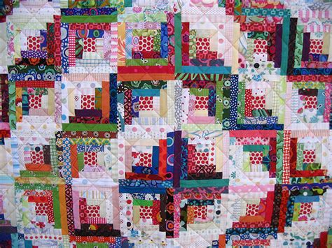 Log Cabin Quilt Pattern Log Cabin Quilt Pattern Tom The Backroads Traveller