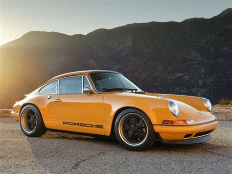 Singer 911 For Sale by Ponder This Buy A New Porsche 911 Or A 911 Modified By