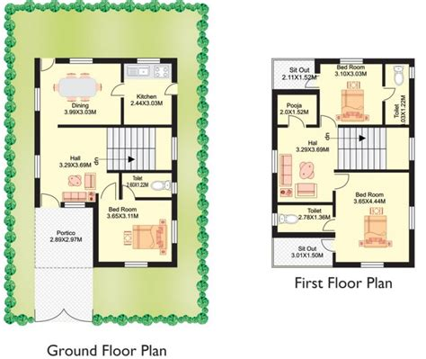 vastu south facing house plan house plan simple small south facing floor plans and
