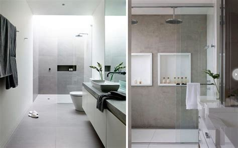 imagenes de baños minimalistas modernos duchas modernas para la decoraci 243 n del ba 241 o