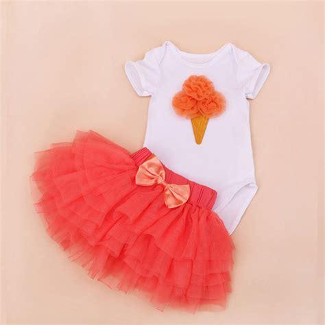 tutu baby newborn clothing set bebe menina 0 2t infant skirt bodysuits tutu romper sets 2
