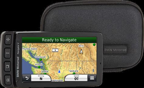 Bmw Motorrad Navigator V For Sale by Bmw Motorrad Nav 5 Gps Ebay