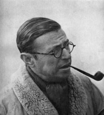 sartre philosophy in an existentialism quotes