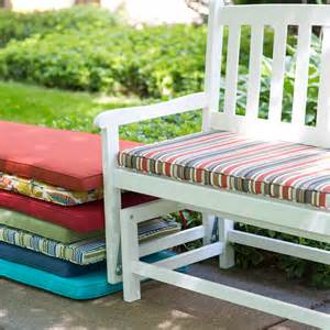 coral coast classic 43 x 14 in outdoor cushion for porch