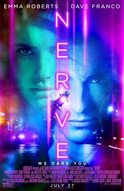 film it dvd release date nerve dvd release date october 25 2016