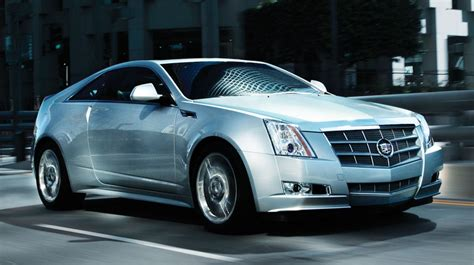 used cadillac cts coupe 2010 2011 cadillac cts coupe overview cargurus