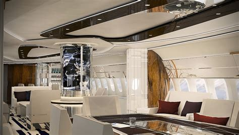 custom boeing   dreamliner private jet