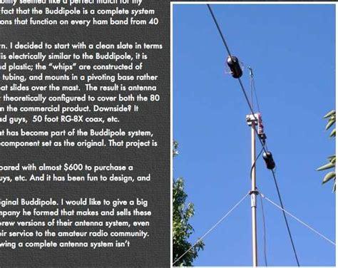 homebrew a buddipole antenna resource detail