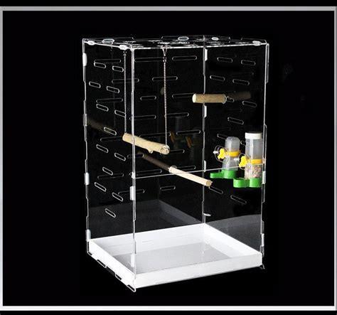 Custom Bird Cage custom acrylic bird cages birdcage design ideas