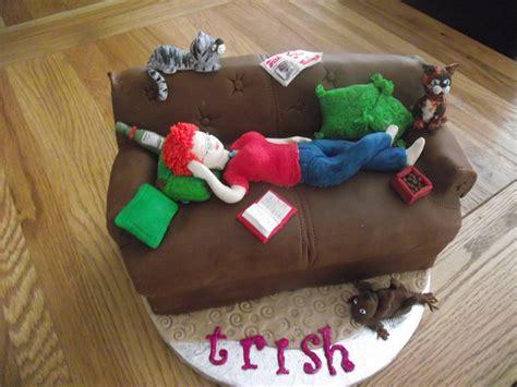 cake sofa another sofa cake cakecentral com