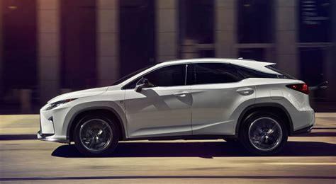 Lexus Rx Facelift 2019 by 2019 Lexus Rx Facelift Colors Release Date Redesign