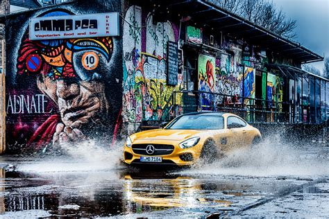 the gallery for gt graffiti the mercedes amg gt a splash in berlin mercedesblog