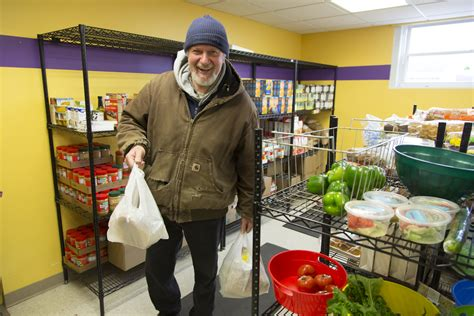 Rock River Valley Food Pantry by Dale Able To Stretch Meals Thanks To Food From Local