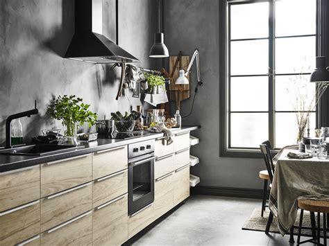 Shelving Ideas For Kitchens metod askersund keuken ikea ikeanl ikeanederland