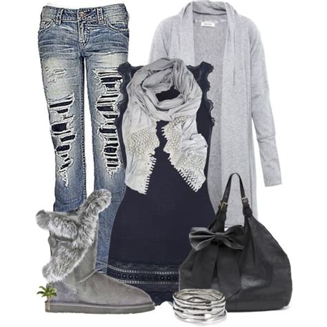 design clothes polyvore ripped jeans outfits polyvore quotes