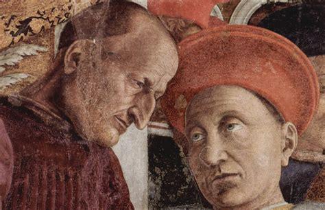 andrea mantegna degli sposi andrea mantegna affrescchi nel palazzo ducale in mantua