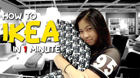 One Minute Mba Ikea by How To Ikea In 1 Minute