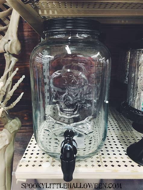 halloween drink dispenser first look michaels halloween 2016 spooky little halloween