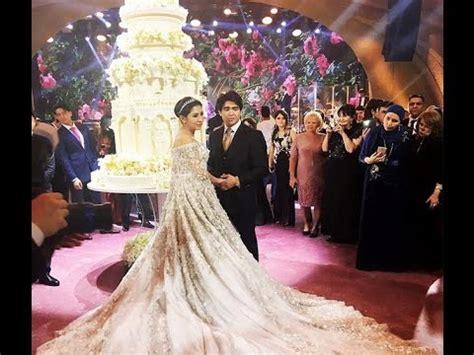 expensive wedding   world youtube