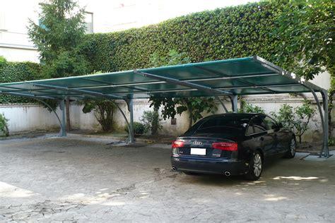 copertura per tettoia tettoia per auto in ferro