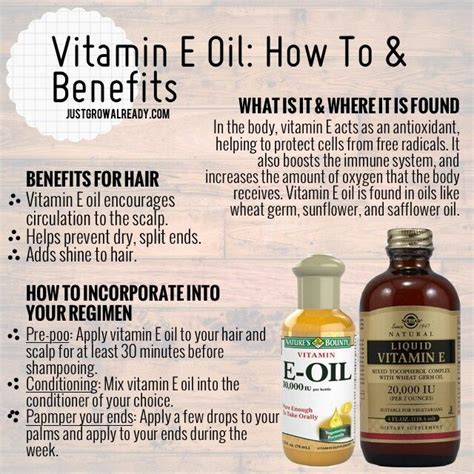 vitamin e oil and black hair 12 all time greatest natural remedies for hair growth
