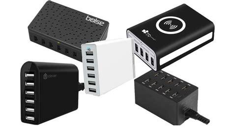 best charging station top 5 best usb desktop charging stations