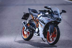 Win a KTM RC 390   Visordown