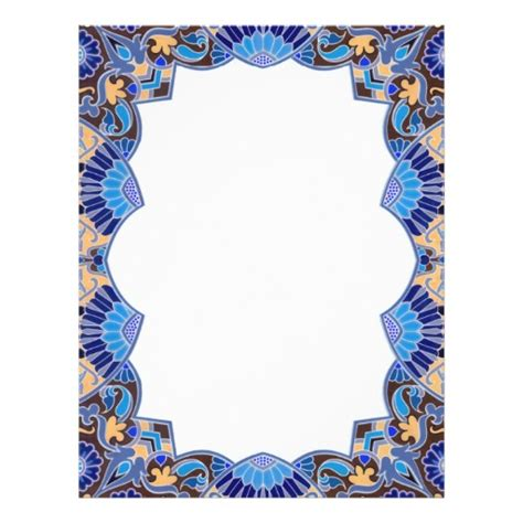 islamic pattern clipart islamic border design cliparts co