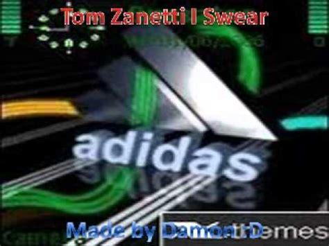 Tom Zanetti Bedroom Lyrics Tom Zanetti I Swear With Lyrics
