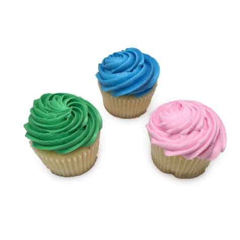 what shade of frosting for over 50 color icing cupcakes paul s bakery
