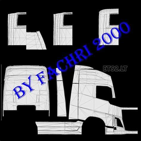 truck template template all truck ets 2 mods part 2