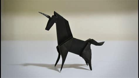 Unicorn Origami - origami unicorn jo nakashima in