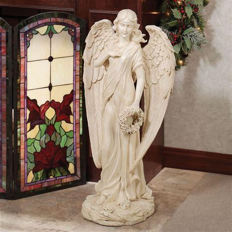 statuette da giardino heavenly herald indoor outdoor statue