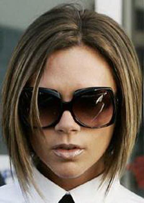 victoria beckham short brown hair pob haircut