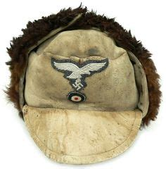 Winter Hat Wh 44 luftwaffe italia and germany on