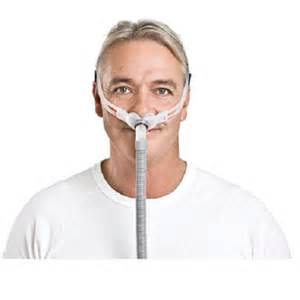 resmed cpap nasal pillows mask 61500 fx with