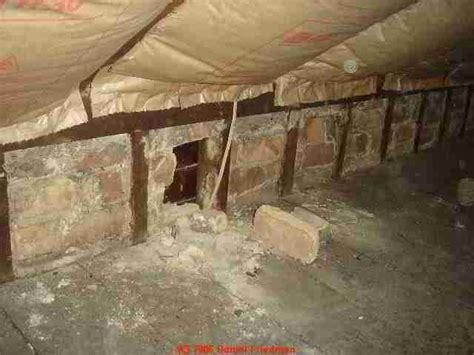 Rough Plumbing brick insulation brick lined walls in wood framed homes