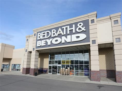 bed bath and beyond chaign bed bath beyond acquires home d 233 cor site probably for a steal chain store age