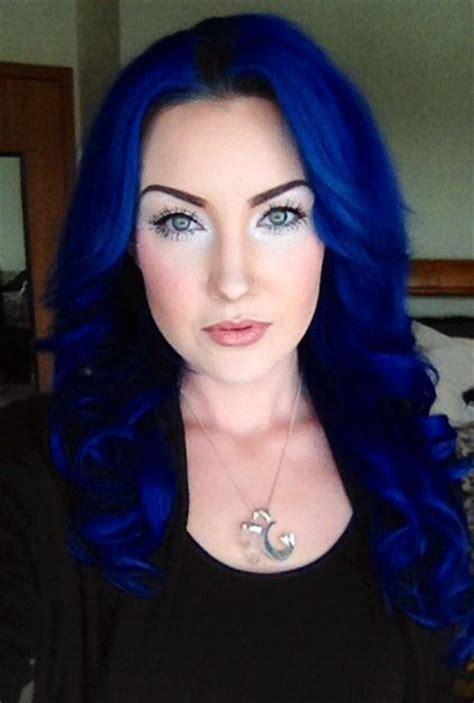 pravana blue hair color best 25 midnight blue hair dye ideas on