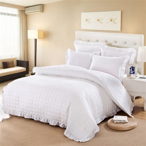 white bed spread online buy wholesale white twin bedspreads from china