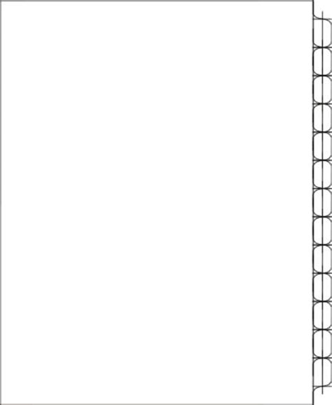 Index Tab Templates Volpe Packaging 5 Bank Tab Template